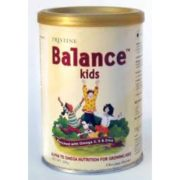 Balance Kids Chocolate : Alpha to Omega Nutrition for Growing Kids