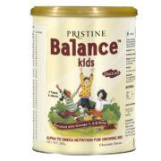 BALANCE KIDS CHOCOLATE : ALPHA TO OMEGA NUTRITION FOR GROWING KIDS