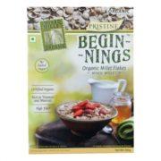 Beginnings Mixed Millet- Organic Millet Flakes