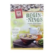 BEGINNINGS RAGI : ORGANIC MILLET FLAKES