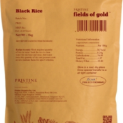 Fields of Gold - Black Rice