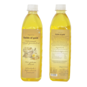 Fields of Gold - Cold pressed Natural Groundnut Oil