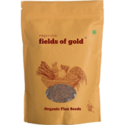 Fields of Gold - Flax Seeds