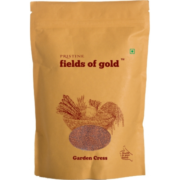 Fields of Gold - Gardencress seeds