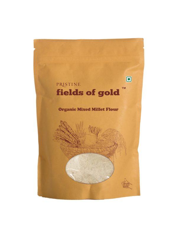 Organic Mixed Millet Flour