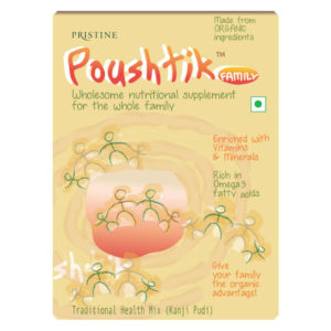 POUSHTIK FAMILY: WHOLESOME NUTRITIONAL SUPPLEMENT FOR THE FAMILY