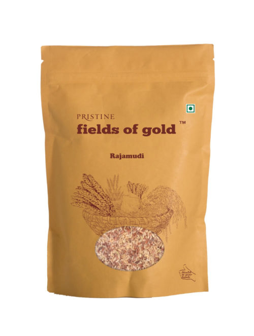 Buy Rajamudi Rice Online | Nutritious Whole Grain Rice - Pristine Organics