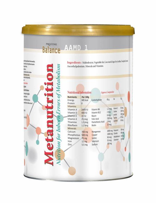 AMINO ACID METABOLIC DISORDER (AAMD)-1