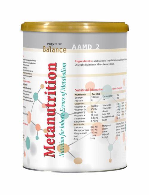 AMINO ACID METABOLIC DISORDER-(AAMD 2)
