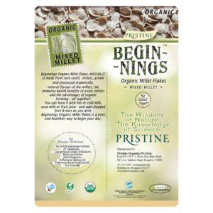 Beginnings Mixed Millet, Breakfast Cereal