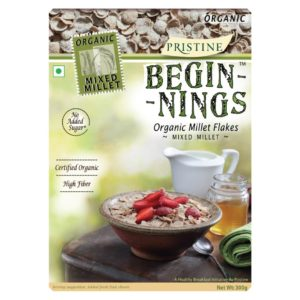 Beginnings Mixed Millet, Breakfast Cereal