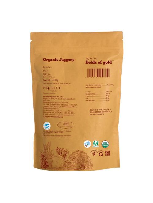 Organic Jaggery - Pristine Organics