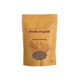 Buy Organic Flax Seeds Online | Agase Beeja - Pristine Organics