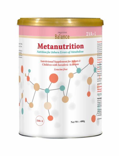 Isovaleric Acidemia(IVA)-1,400g Formula | Leucine Free - Pristine Organics