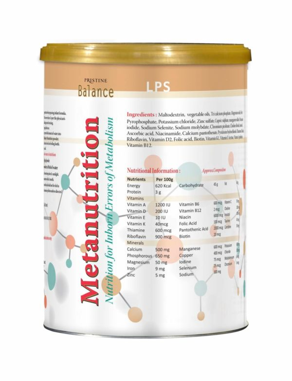 LOW PROTEIN SUPPLEMENT (LPS)