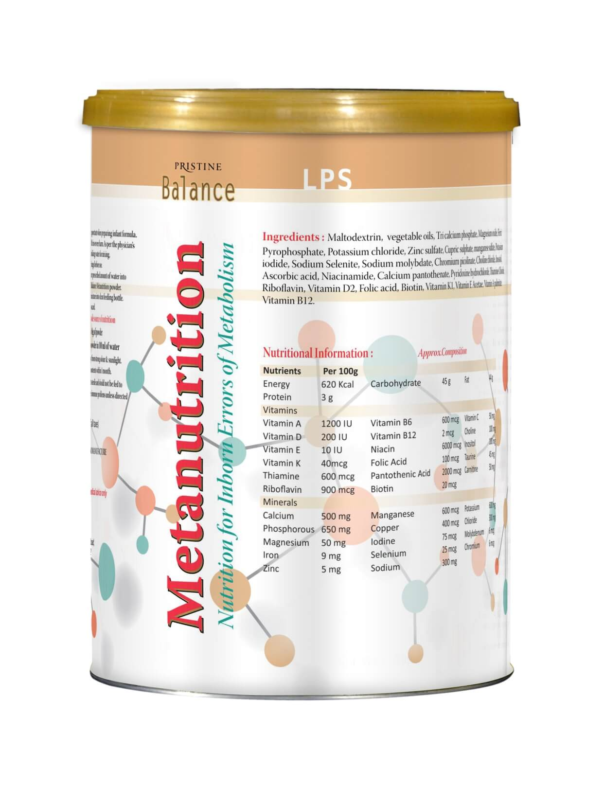 Low Protein Supplement (LPS), 400 g