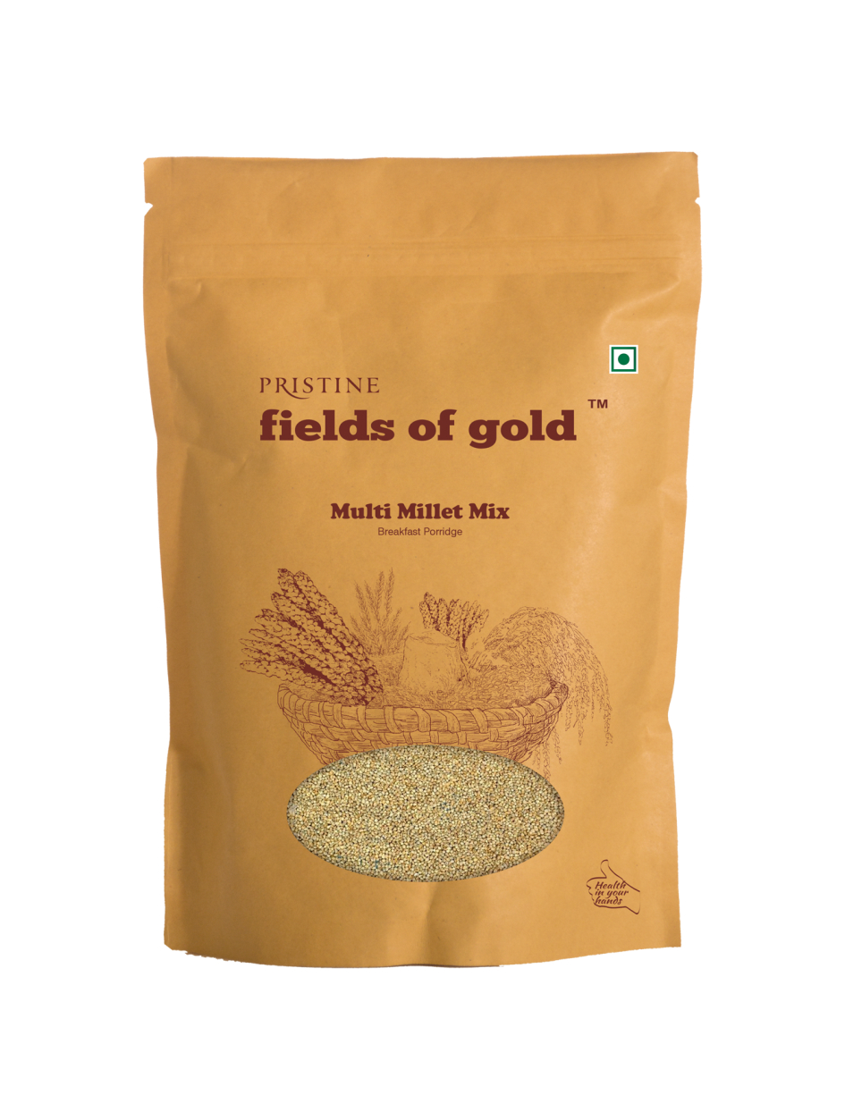 Buy Mixed Millet Online Healthy Breakfast Siridhanya Pristine