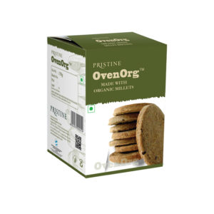 Buy Millets Biscuits Online - Regular | Millet Cookies | Pristine OvenOrg