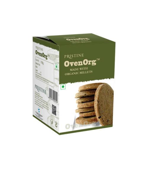 Buy Millets Biscuits Online - Regular   Millet Cookies   Pristine OvenOrg