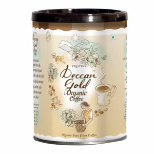 Organic Coffee Powder - Pure Filter coffee - Deccan Gold