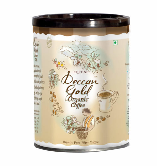 Deccan Gold Organic Coffee