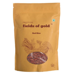 red rice - healthy rice variety - Pristine Organics