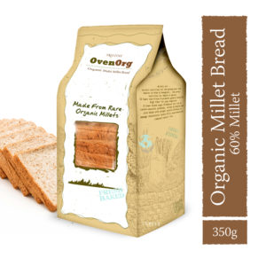 Organic Millet Bread - Healthy Bread- Pristine Organics