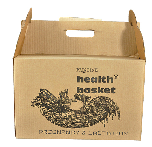 pregnancy and lactation diet - Pristine Organics