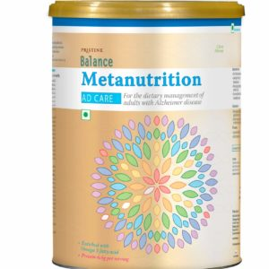 METANUTRITION AD CARE: Nutrition Supplement for Alzheimer's Disease