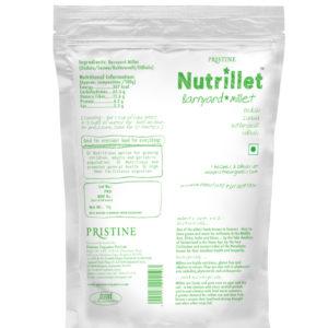 Buy Barnyard Millet 1KG Sanwa, Oodalu, Kuthiravalli - Pristine Nutrillet