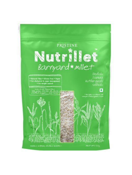 Buy Barnyard Millet Online - Pristine Organics