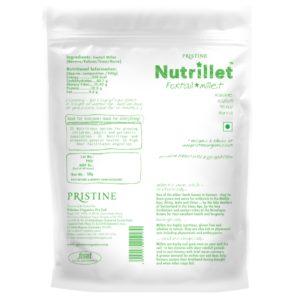Pristine Foxtail Millet