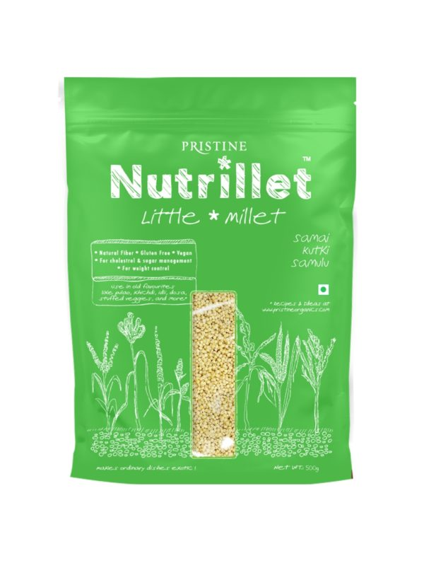 Buy-nutrillet-little-millet-500g