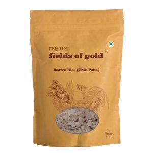 Beaten Rice (Thin Poha) -Pristine Organics
