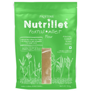 Nutrillet-foxtail-millet-flour