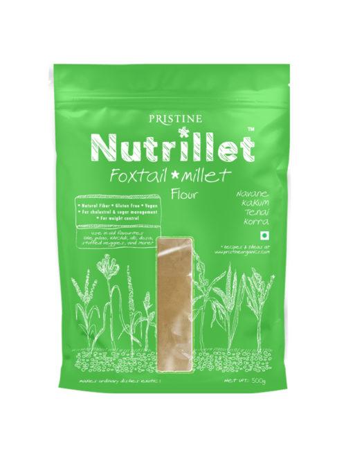 Buy-foxtail-millet-flour-online - Pristine Organics