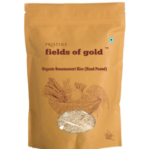 Buy Organic Brown Rice | Organic Sona Masuri Rice - Pristine Organics