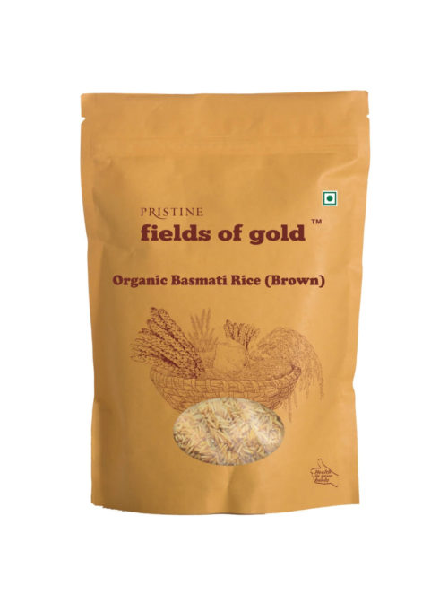 Buy Organic Basmati Rice Online | Basmati Brown Rice | Pristine Organics