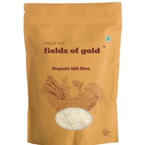 Buy Organic Idly Rice, 1kg | Wholesome Idly Rice - Pristine Organics
