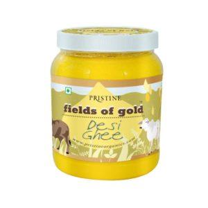 Fields of Gold - Desi Ghee - Pristine Organics