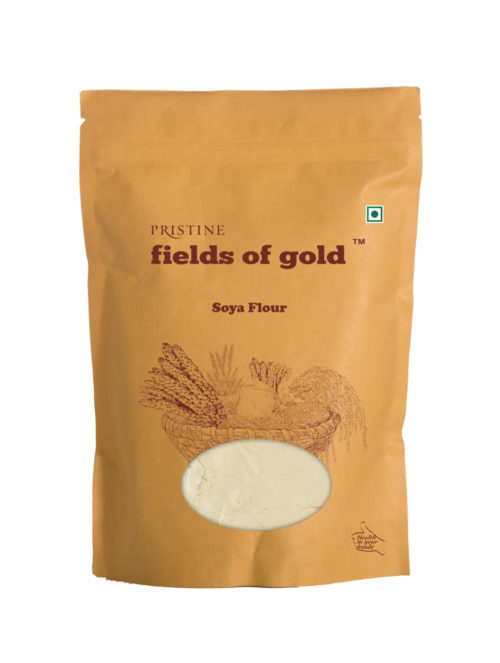 soya flour 1 kg - Pristine Organics