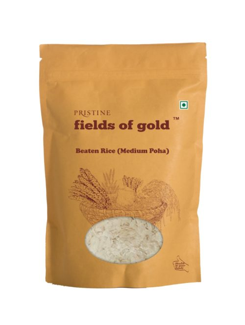 Buy Beaten Rice Online | Rice Flakes | Flattened Rice - Pristine Organics