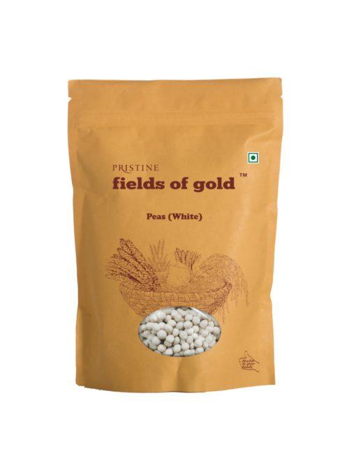 Organic Peas-White-500g-Pristine Organics