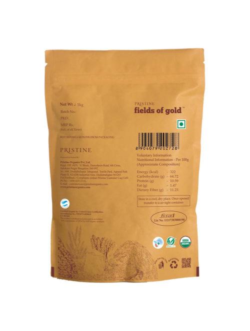 buy Organic lokwan online- organic wheat - Pristine
