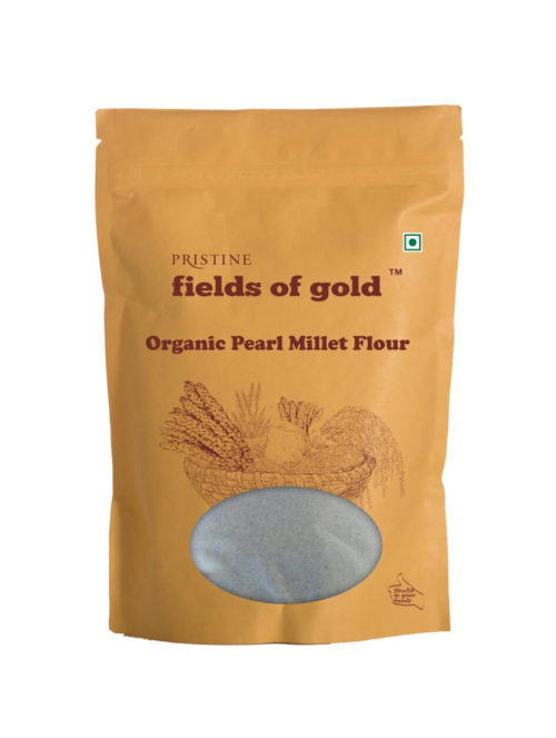 Fields of Gold - Organic Pearl Millet Flour
