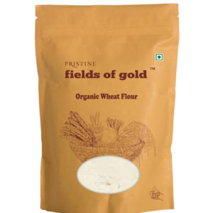 Fields of Gold - Organic wheat flour