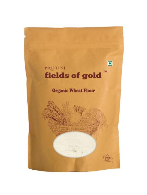 Fields of Gold - Organic wheat flour
