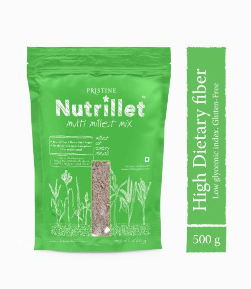 Multi Millet Mix - Mixed Millets - Nutrillet Millet -Pristine