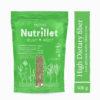 Pearl Millet, Bjara, 500g -Nutrillet Millet - Pristine