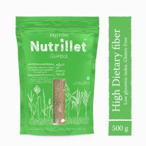 Quinoa - Pristine Nutrillet Millet - High Dietary Fiber